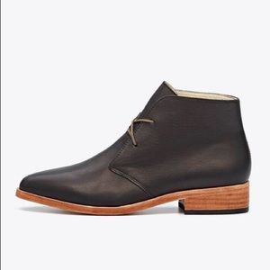 Nisolo Isa Boot Black 8 Sold Out